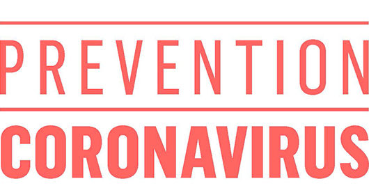 Prévention Coronavirus : Protocole sanitaire