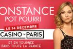 Constance en tournée